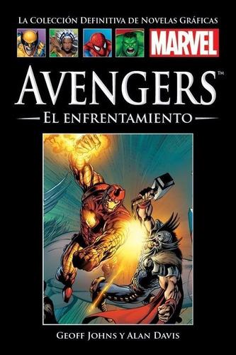 comic avengers numero 12 coleccion salvat el mercurio