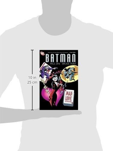 comic batman - mad love (lo mejor de dc comics)