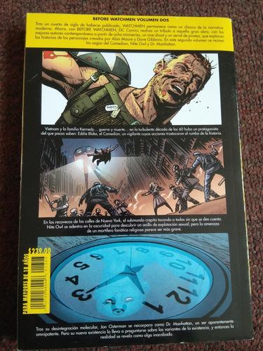 comic before watchmen vol. 2