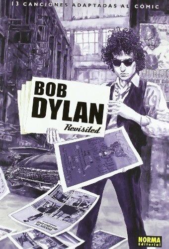 comic bob dylan  - autores varios