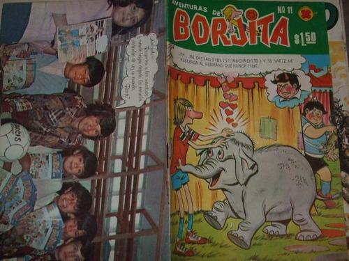 comic borjita