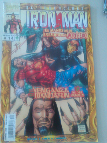 comic coleccion marvel