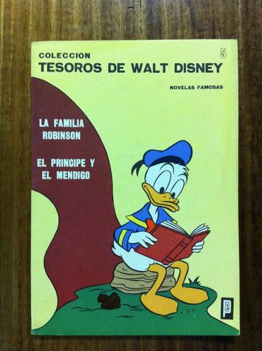 comic colección tesoros de walt disney nº 5