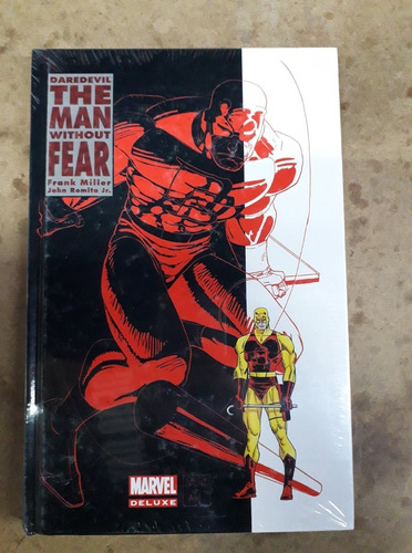 comic daredevil the man without fear