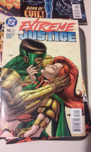 comic dc en ingles dc extreme justice no.16