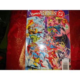 Comic Dc Versus Marvel Revista
