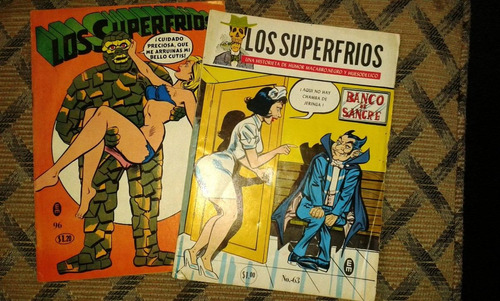 comic de los superfrios