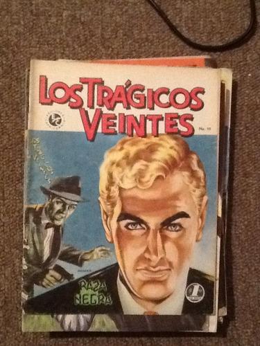 comic de: los tragicos veintes