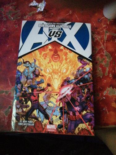 cómic de marvel: avengers vs x-men vol.2 original