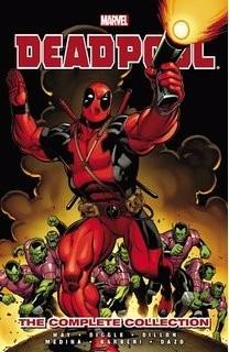 comic digital deadpool vol. 1-69 tomos+especiales