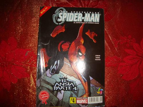 comic el espectacular hombre araña revista