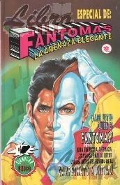 comic especial fantomas en el mundial de fútbol 1994