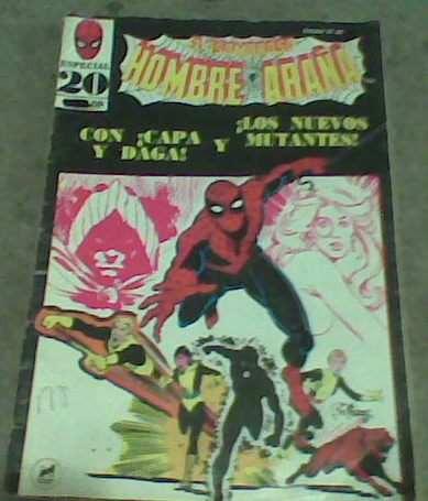 comic grande especial 20 h.araña