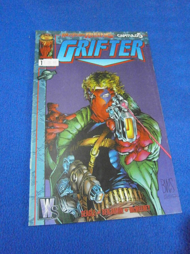 comic grifter #1 capitulo 5