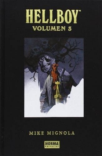 comic hellboy edicion integral vol. 03 - mike mignola