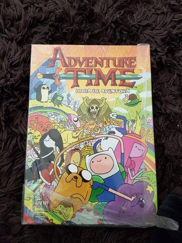 comic hora de aventura editorial omnibus tomo 1 $7000