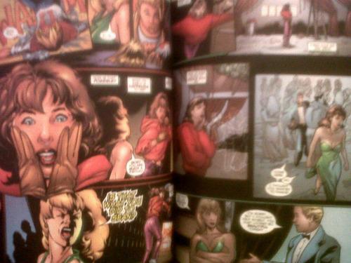 comic juguete x-men : beginnings magneto,rogue,wolverine