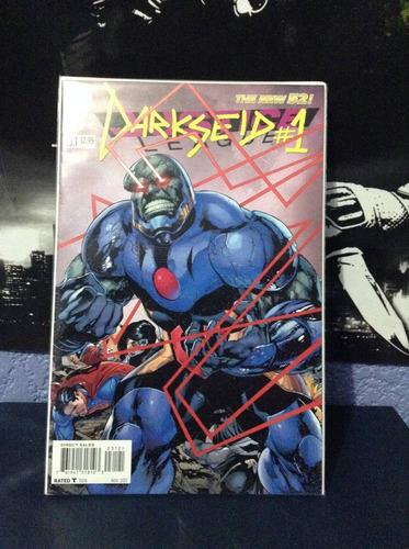 comic justice league vol 2 #23.1: darkseid #1