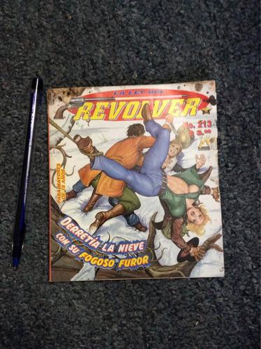 comic la ley del revolver