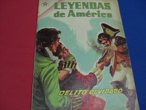 comic leyendas de américa no. 70 y 184