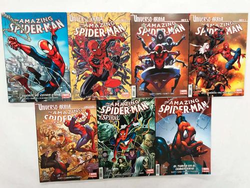 comic, marvel, araña