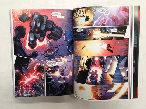 cómic, marvel, civil war 2. ovni press