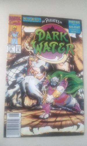 comic marvel en ingles pirates of dark water no. 6