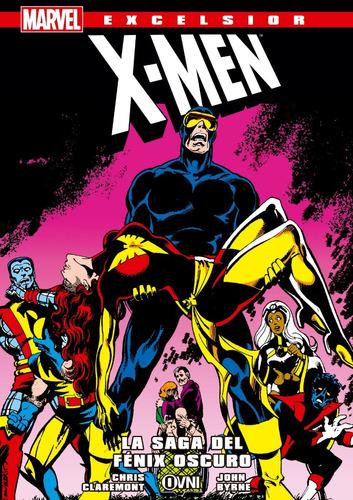 cómic, marvel, excelsior la saga del fénix oscuro ovni press