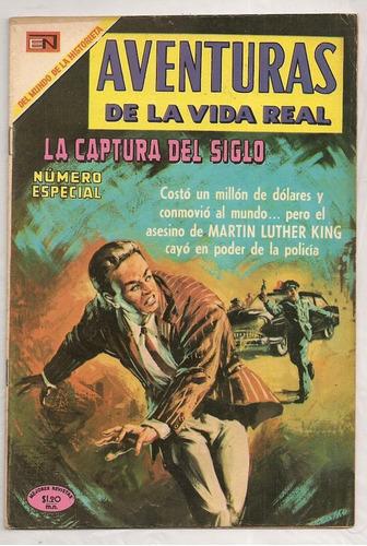 comic novaro especial el asesino de martin luther king 1969