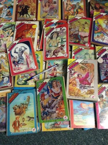comic novelas inmortales (años 80,)s