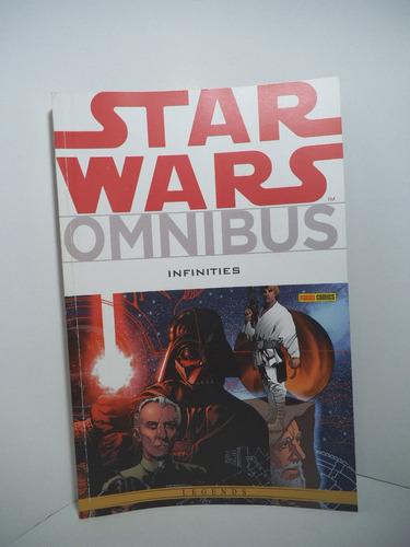 comic omnibus infinities star wars panini