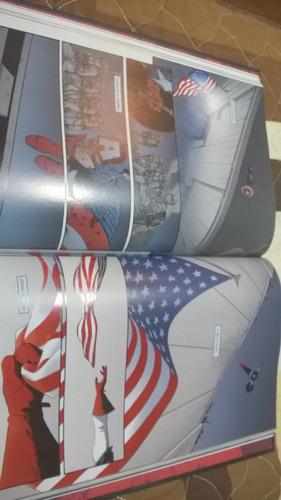 comic oriiginal capitan america: el nuevo pacto