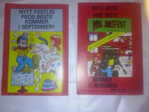 comic  peos beste  finland, 48pag,21x14,5, no español
