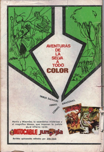 comic revista disneylandia n° 339