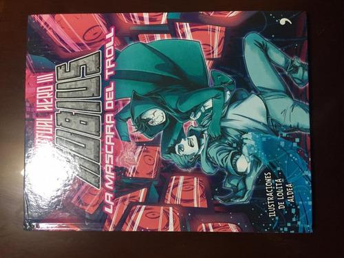 comic rubius virtual hero iii