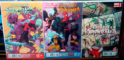 cómic spiderman 2099 #1 variante de j.g. jones