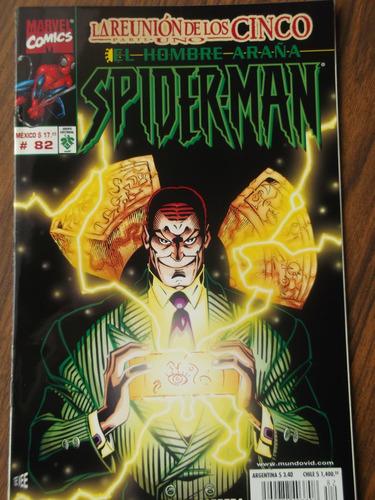 comic - spiderman 82 - vid