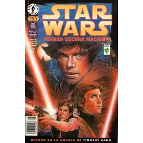 Comic Star Wars Fuerza Oscura Naciente Tomos 7 Y 8