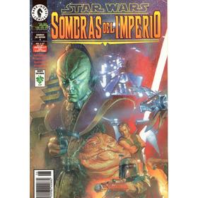 Comic Star Wars Sombras Del Imperio Tomos 3, 5 Y 6  Edit Vid