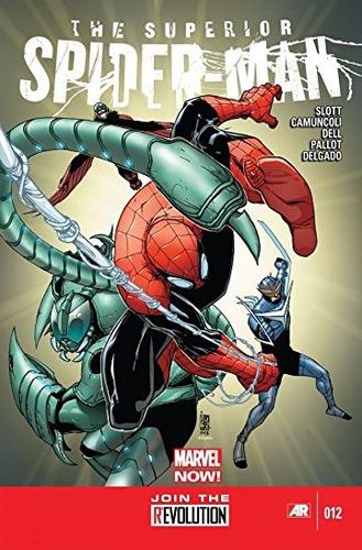 comic superior spider-man serie completa (cómic digital)