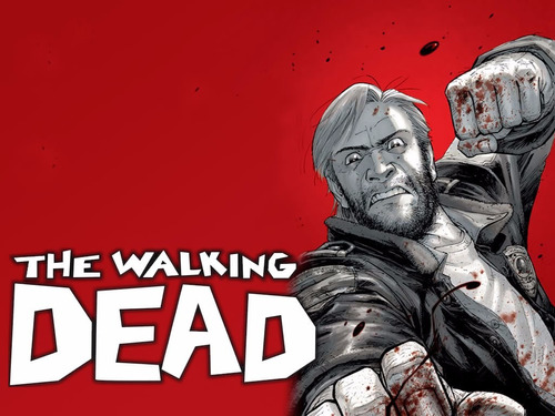 comic the walking dead tomo 2 nuevo domicilio