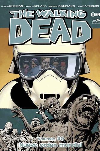 cómic, the walking dead vol. 30 nuevo orden mundial