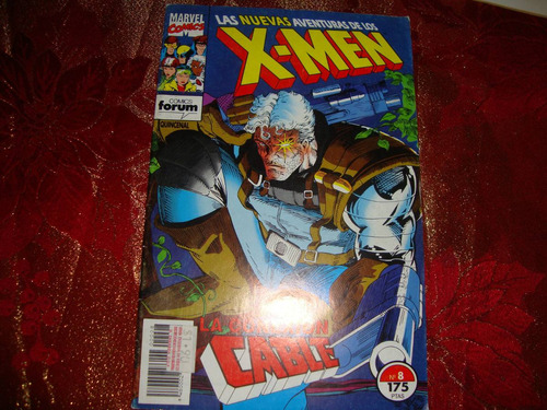 comic xmen revistas de diferentes publicaciones de los x-men