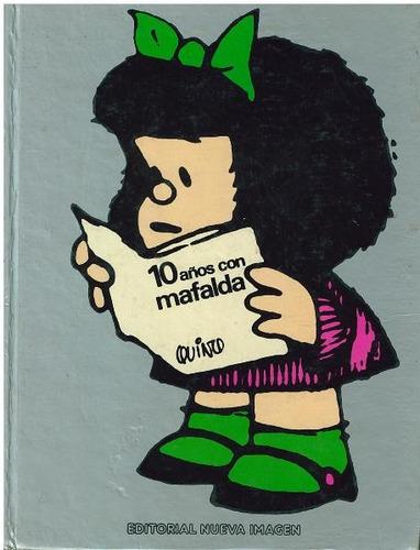 comics, 10 años de mafalda de quino.