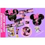 Kit Imprimible Minnie Mouse Mimi Color Rosa Y Roja