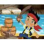 Kit Imprimible Jake Y Los Piratas Del País De Nunca Jamás #2