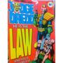 Comic Juez Dredd 1 Por Brian Bolland Artista De Batman