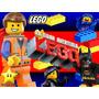 Kit Imprimible Lego Diseñá Tarjetas Invitaciones Y Mas #2