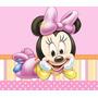 Kit Imprimible Minnie Mouse Bebé Fiesta Cumpleaños