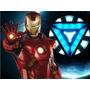 Kit Imprimible Iron Man Tarjetas Cumpleanos Cotillon #1